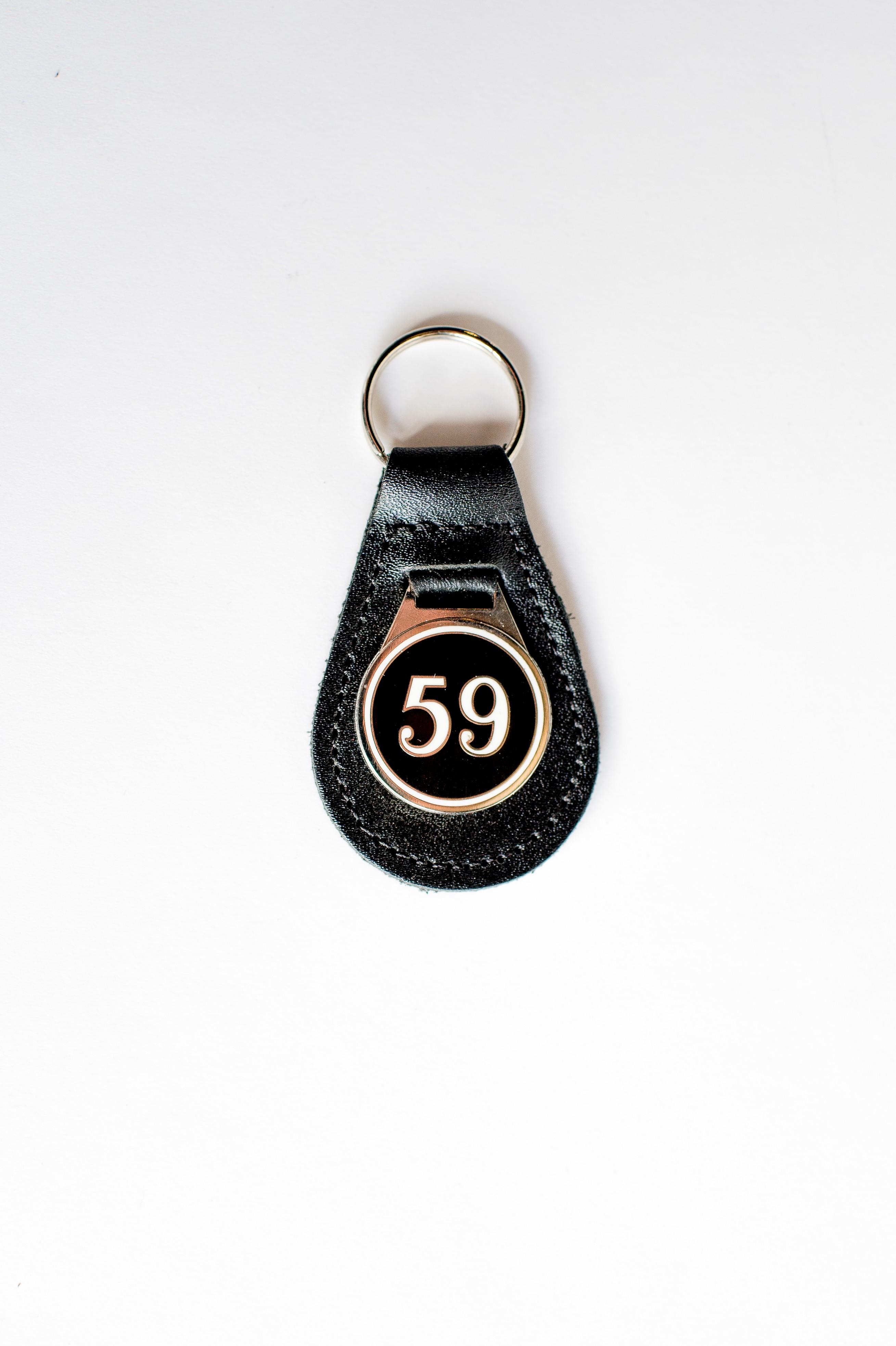 59 Club Key Fob