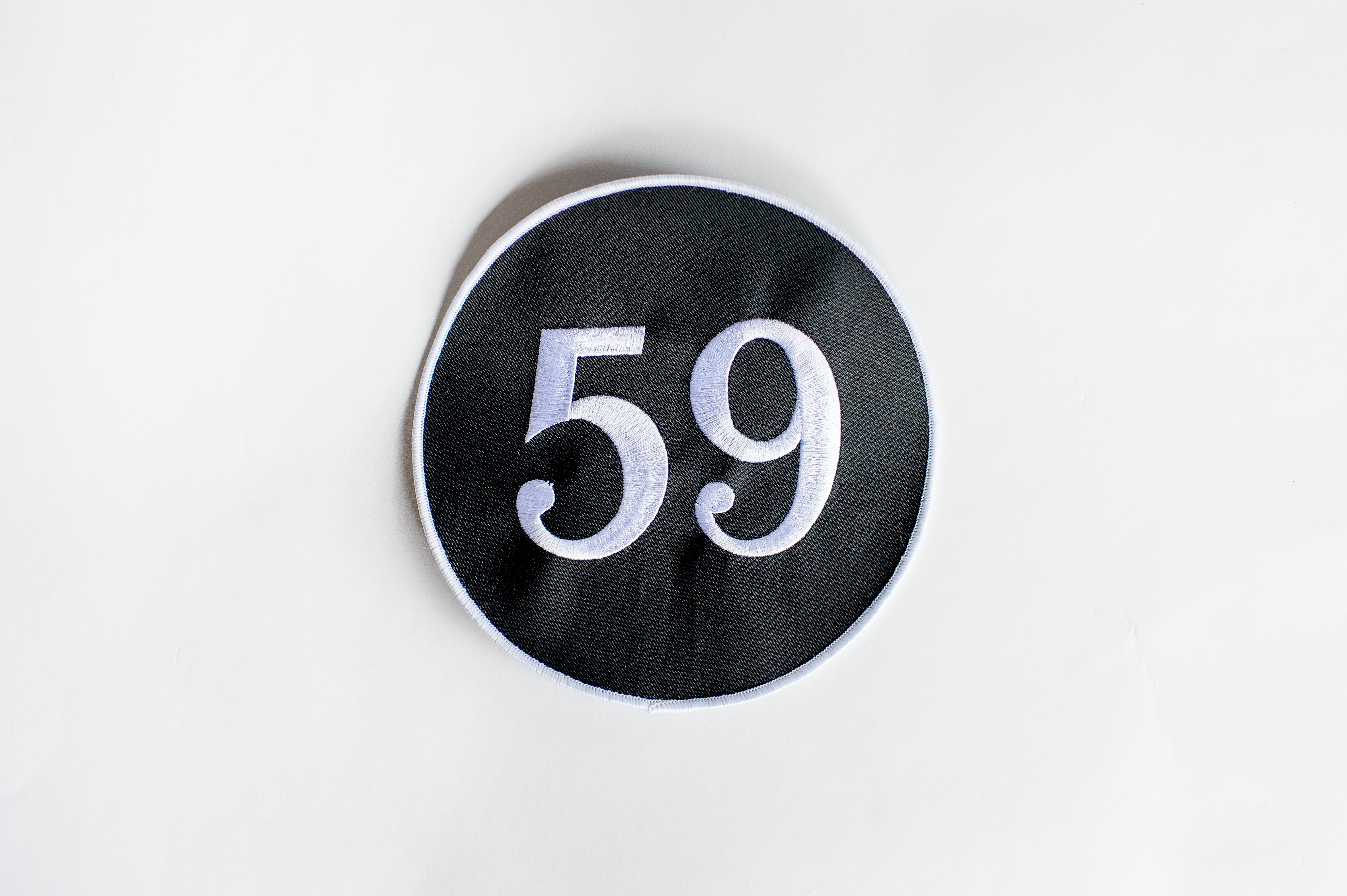 59 Club Patch