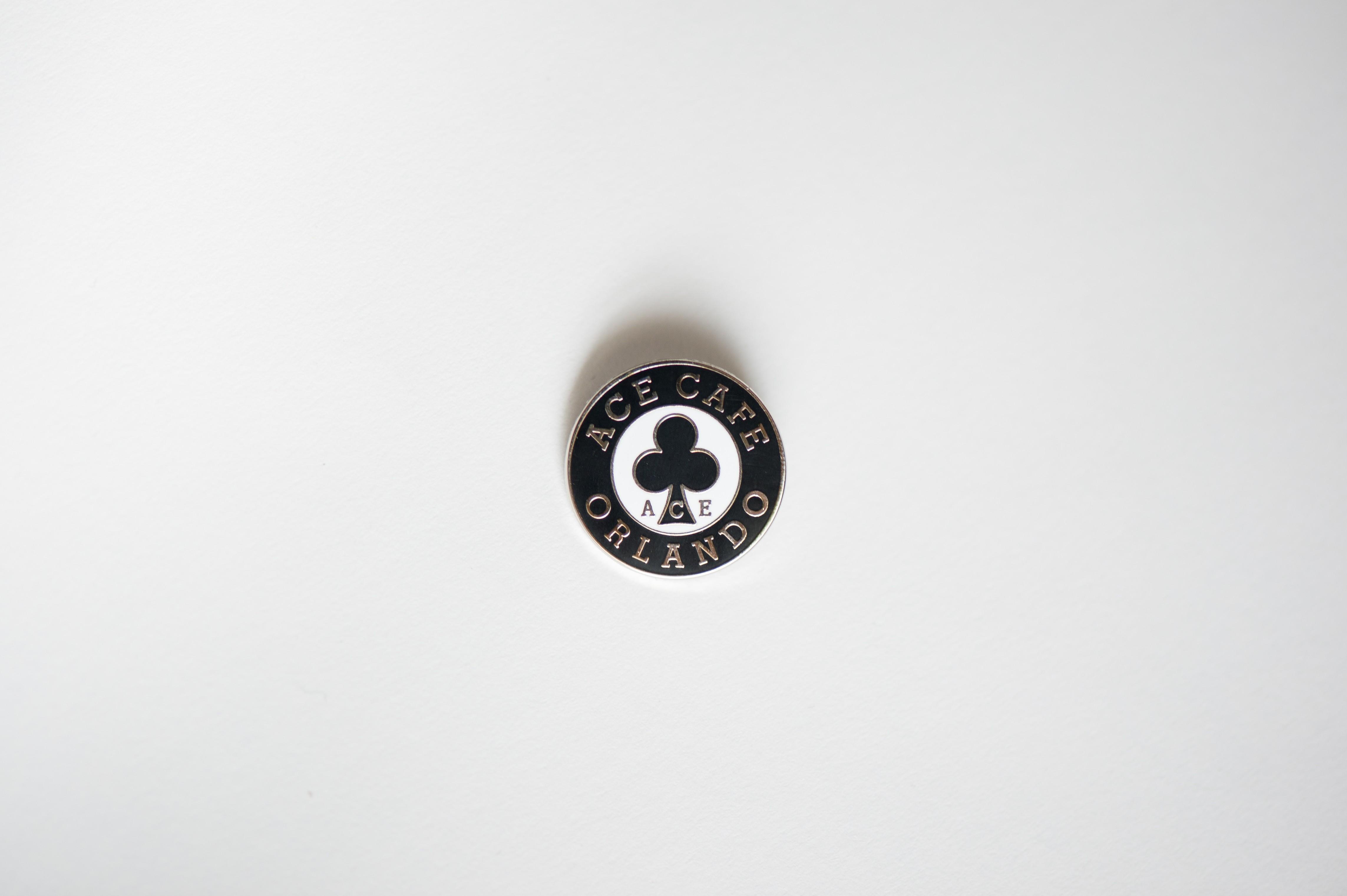 Ace Cafe Orlando Pin