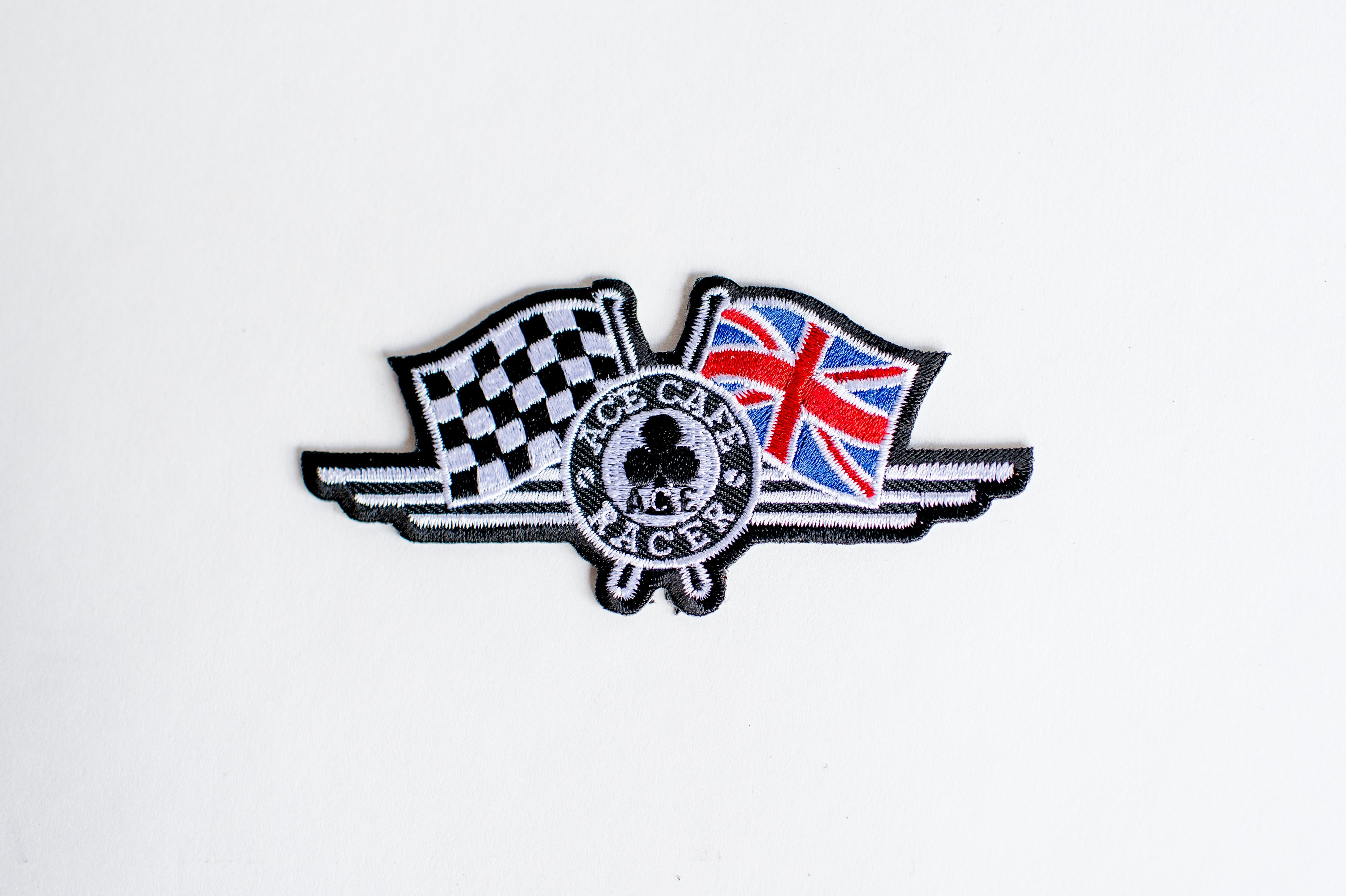 Cafe Racer Small Patch
