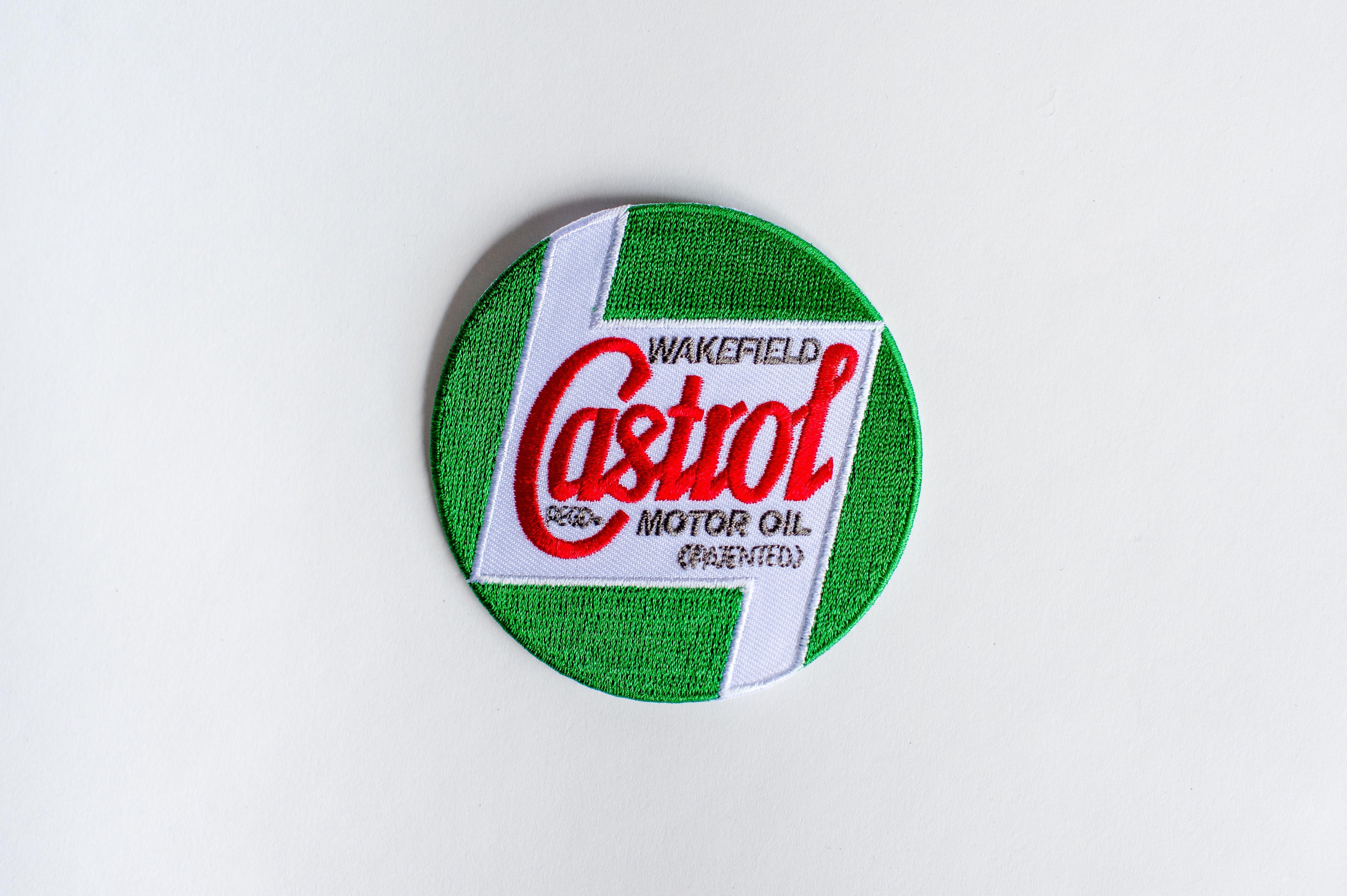 Castrol Oil Patch