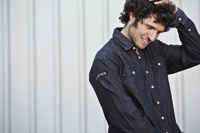 Ace Rockers Black Long Sleeve Shirt