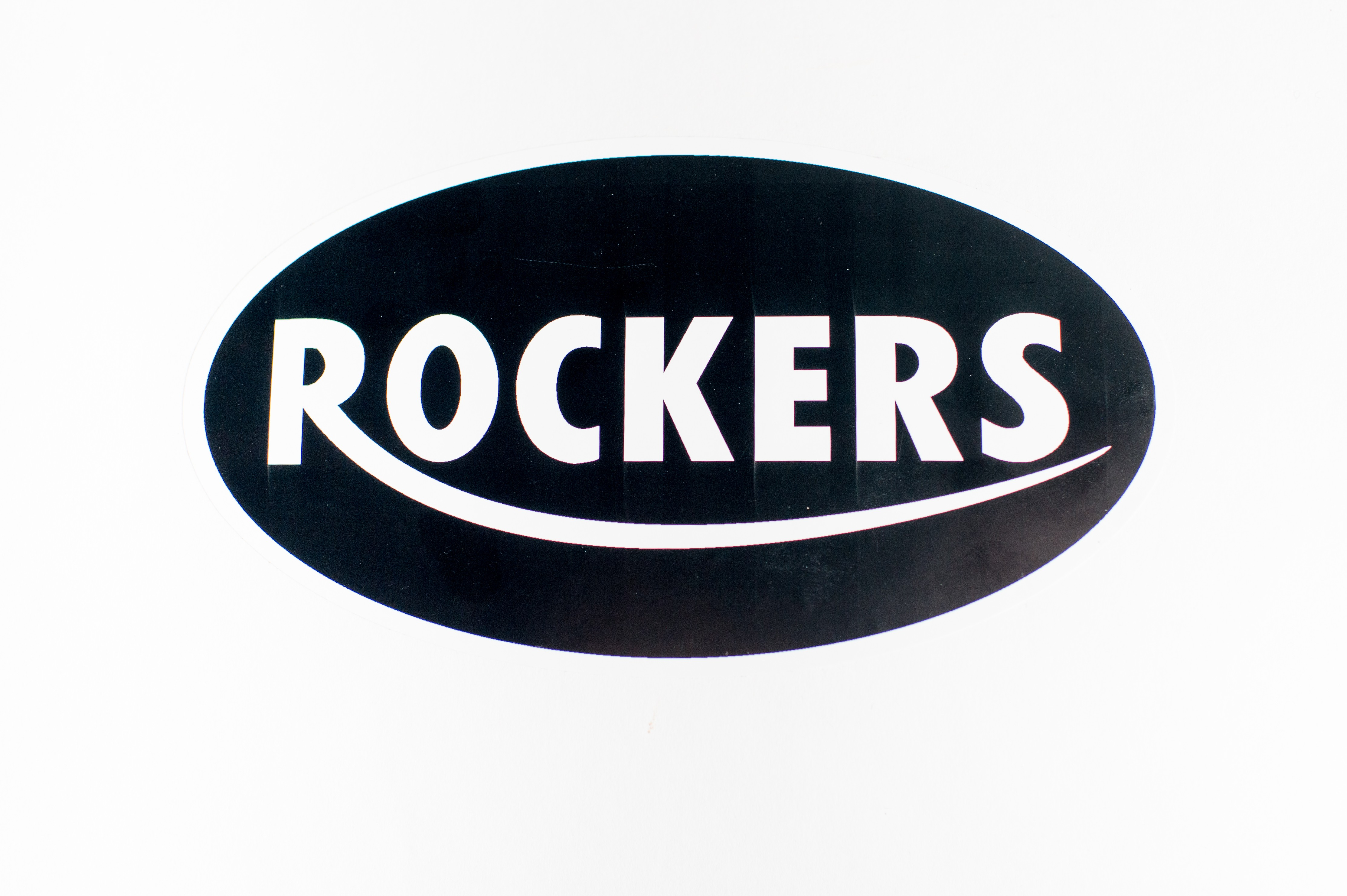 Rockers Window Sticker Small