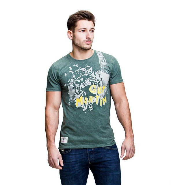 Spannerspill Racing Green T-Shirt