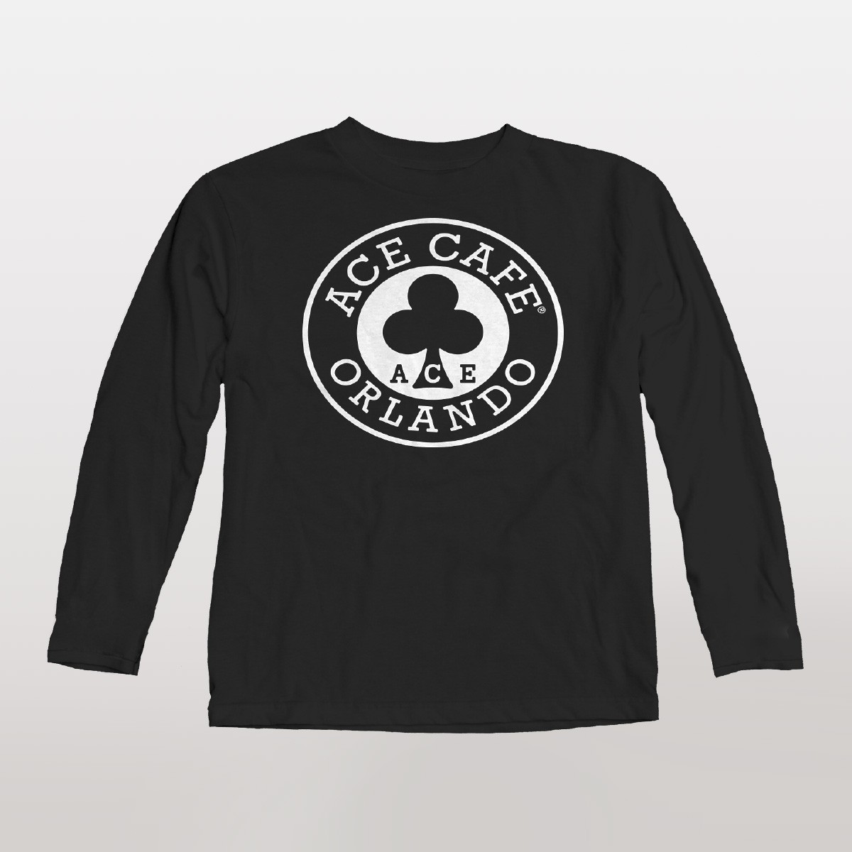 Ace Cafe Orlando Longsleeved Tee