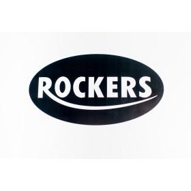 Rockers Window Sticker Small