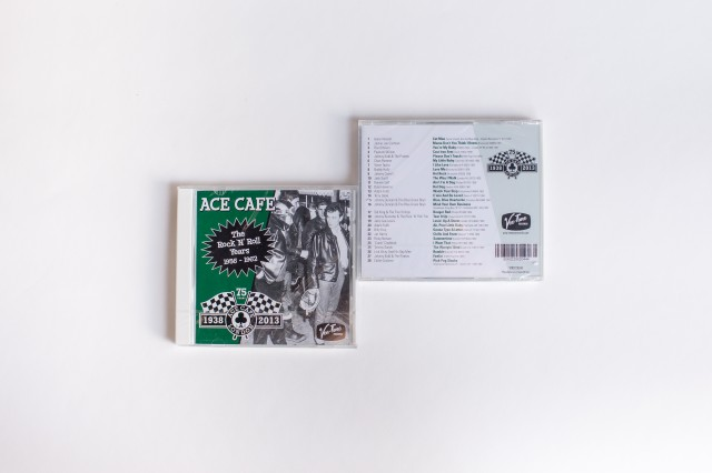 Ace 75 Years CD