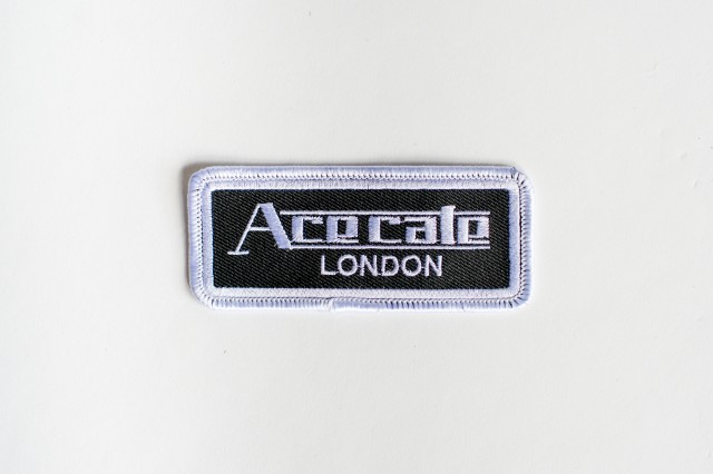 Ace Cafe London Styleised Patch Black