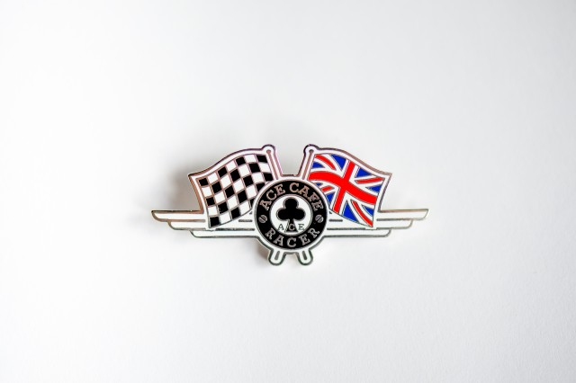 Cafe Racer Pin
