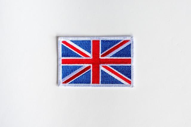 Union Jack Patch
