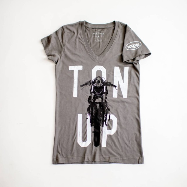Ton Up Vneck