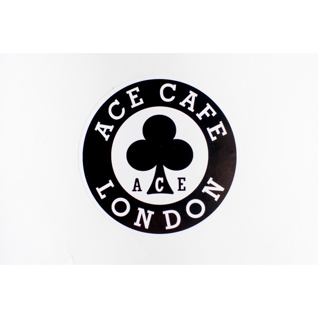 Ace Cafe London Small Sticker