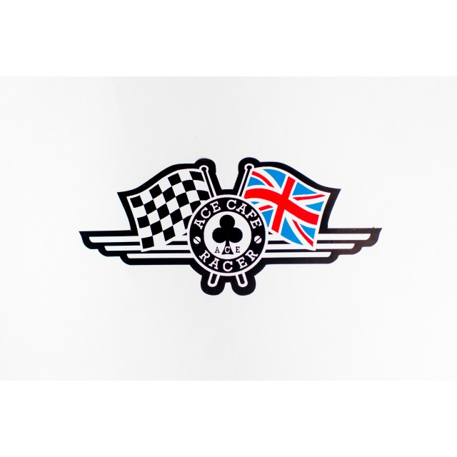 Cafe Racer Sticker