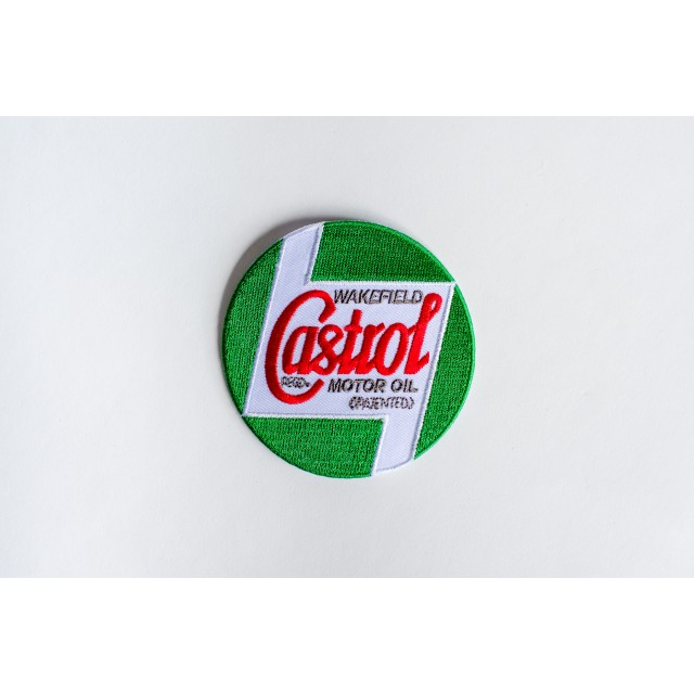 Castrol Oil Patch