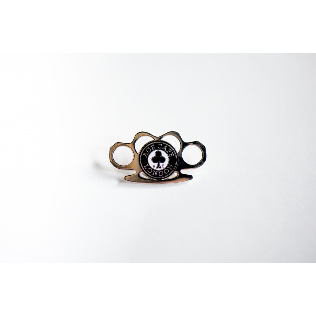 Knuckleduster Pin