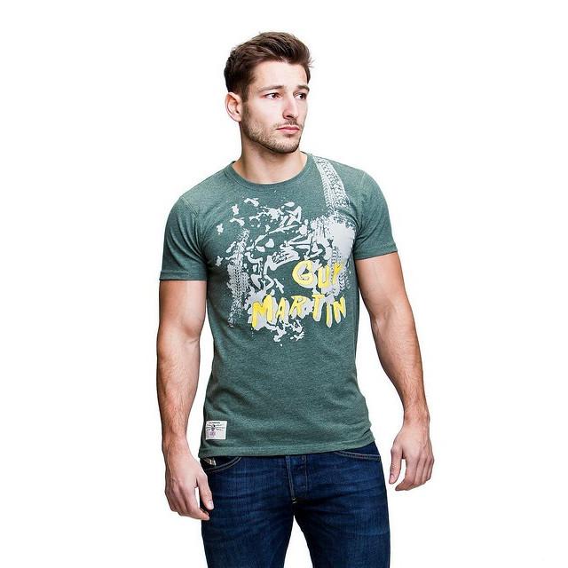 Spannerspill Racing Green T-Shirt