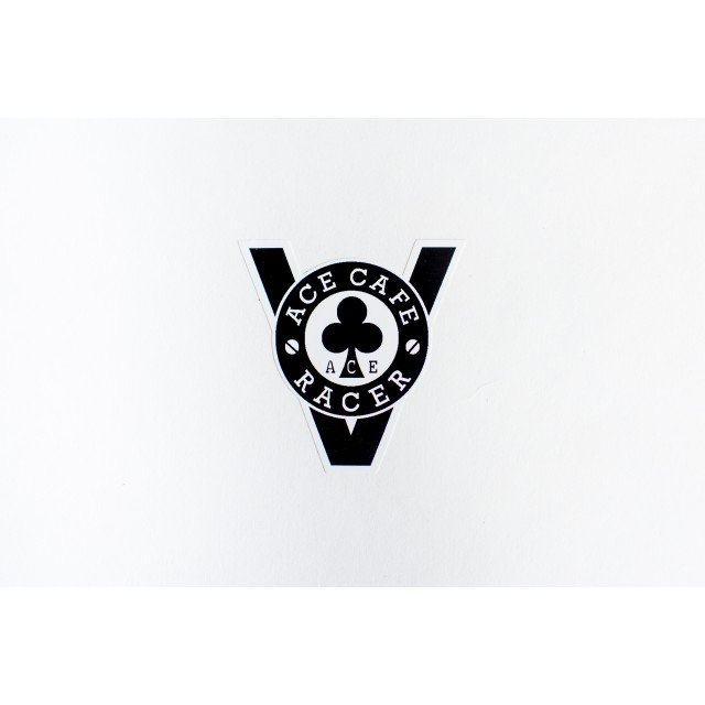 V-Racer Sticker